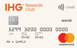 IHG Rewards Credit Card | Apply here | Creation Finance